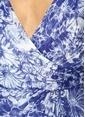 Tadashi Shoji Elbise Mavi